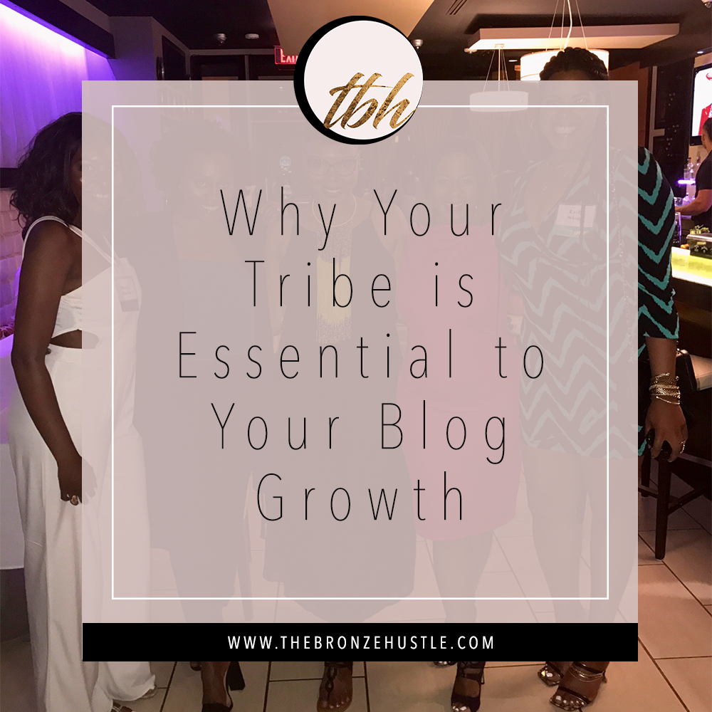 why your blog tribe is important
