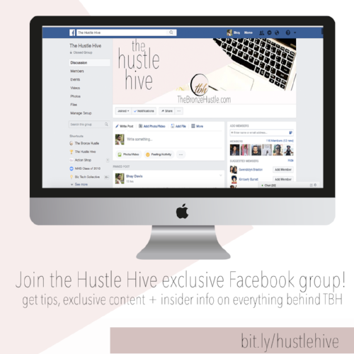 join the hustle hive