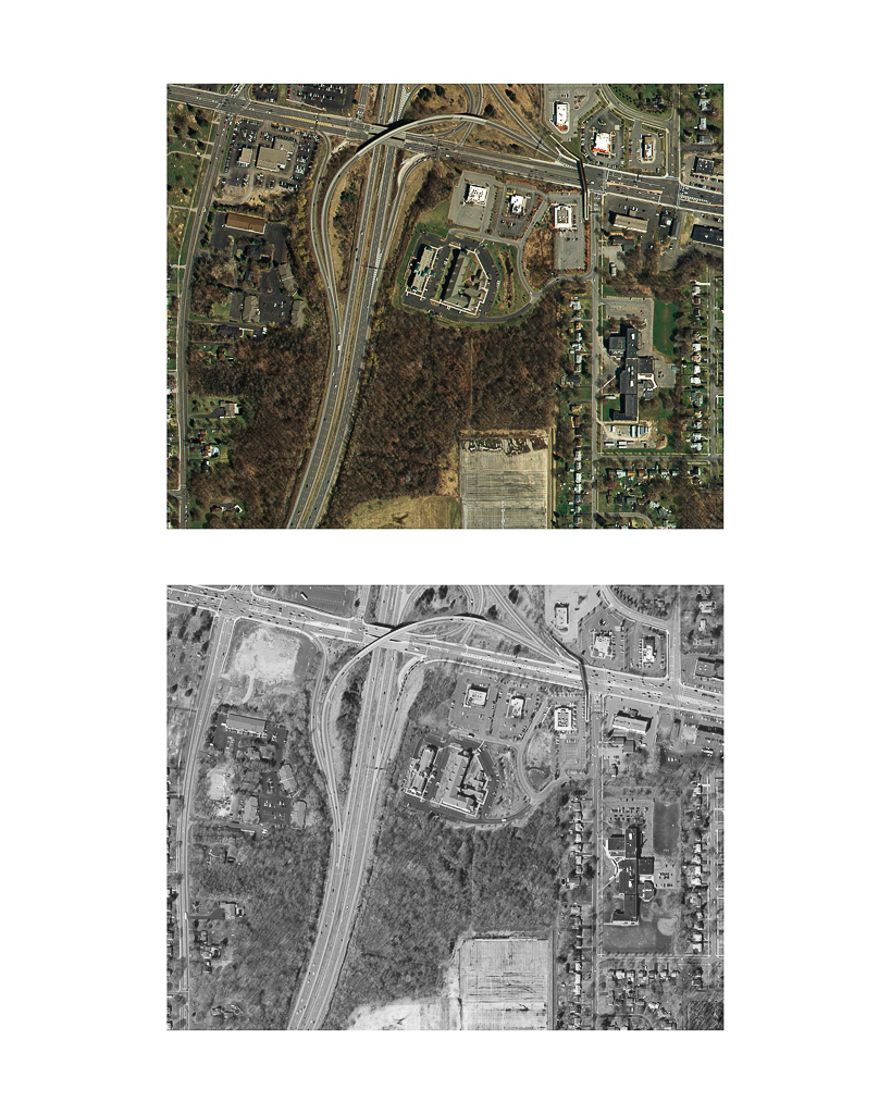 One Pixel = One Square Foot: Kodak Park Section 1A in 2005 (color) Aerial Views Courtesy of New York State Orthos Online