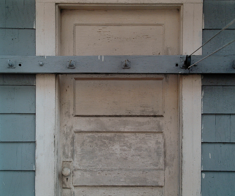 Door and Hooks, 2002