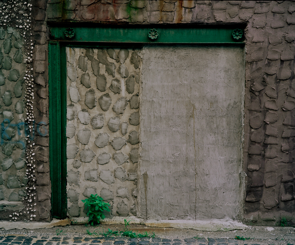 Concrete Wall, 2003