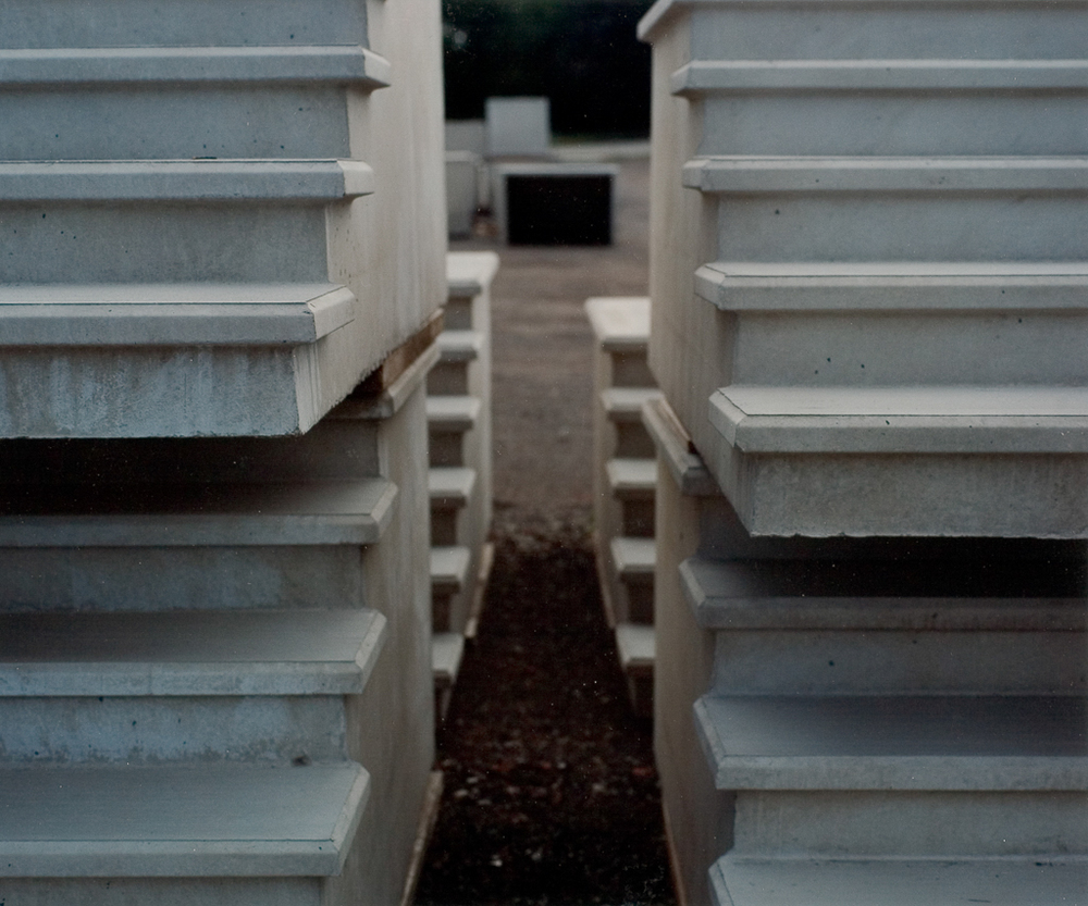 Prefabricated Stairs, 2004