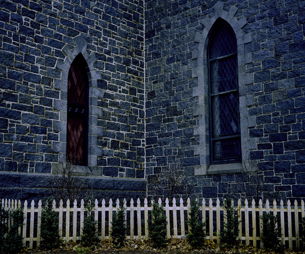 Church and Fence, 2005