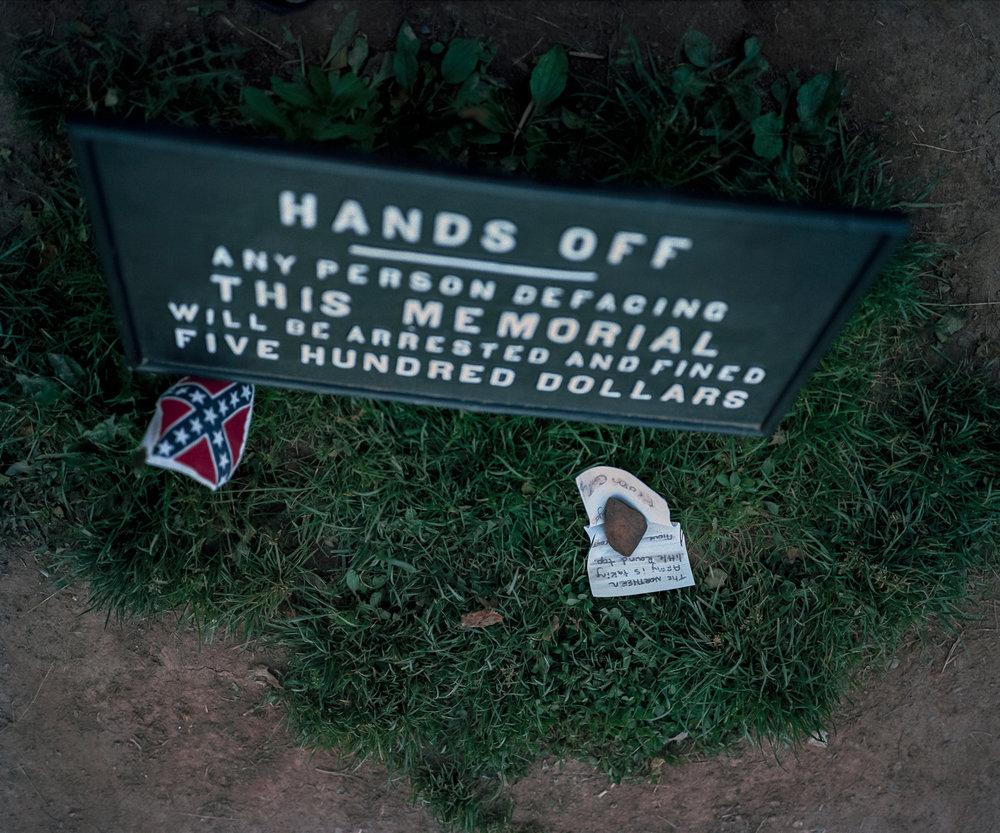 Confederate Memorial, Gettysburg National Military Park, PA, 2009