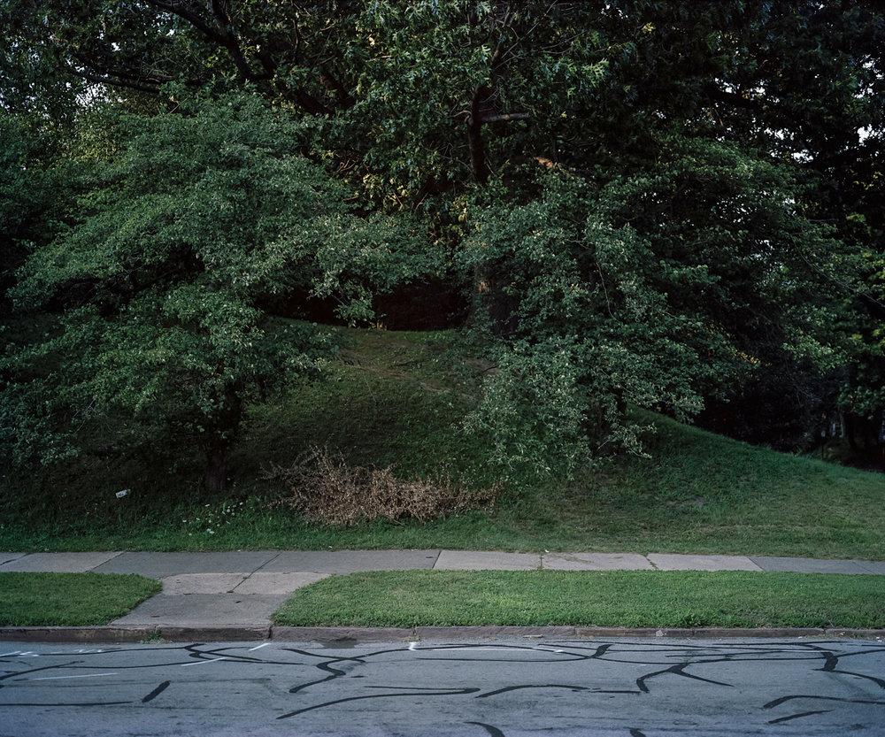 Federick Douglass House Site, Rochester, NY, 2008