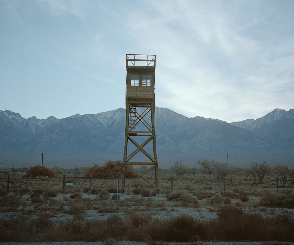 Observation Tower, Manzanar, CA, 2008