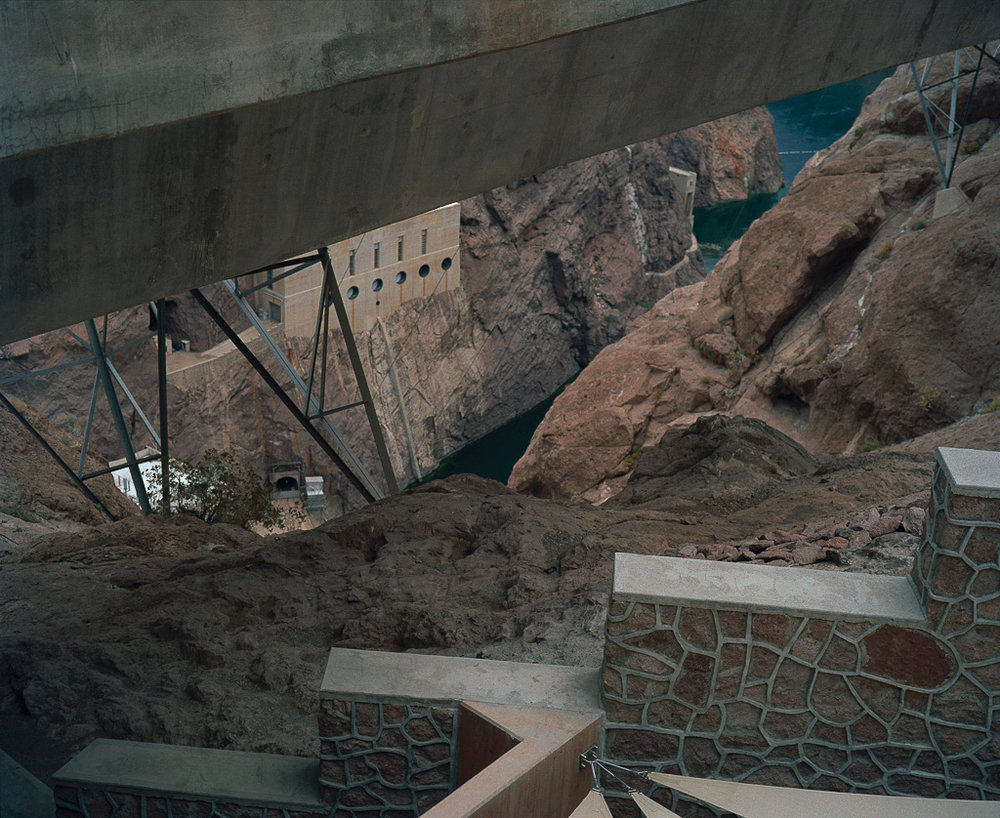 Tension Structure, Hoover Dam, NV, 2006