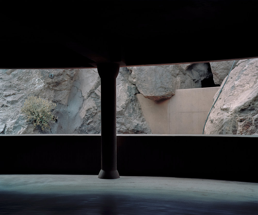 Parking Lot, Hoover Dam, NV, 2006