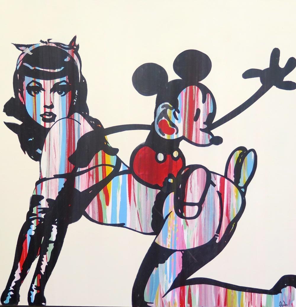 Mickey meets Betty by Duda €2500.JPG