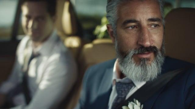 Volvo Wedding Neil Maclean