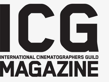 Internation Cinematographers guild magazine