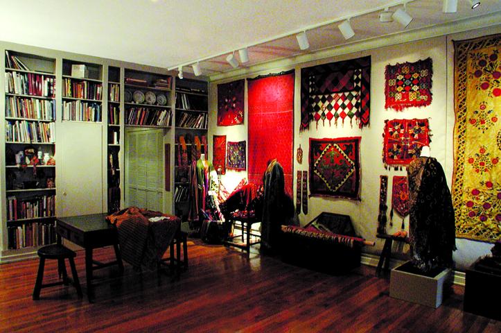 - Cora Ginsburg Gallery