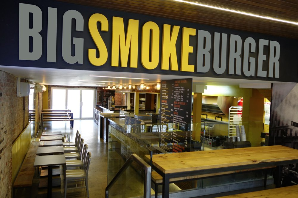 - Big Smoke Burger, NYC