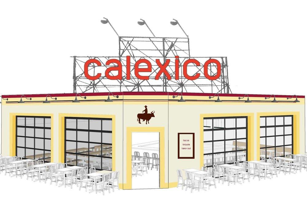 - Calexico, Philadelphia