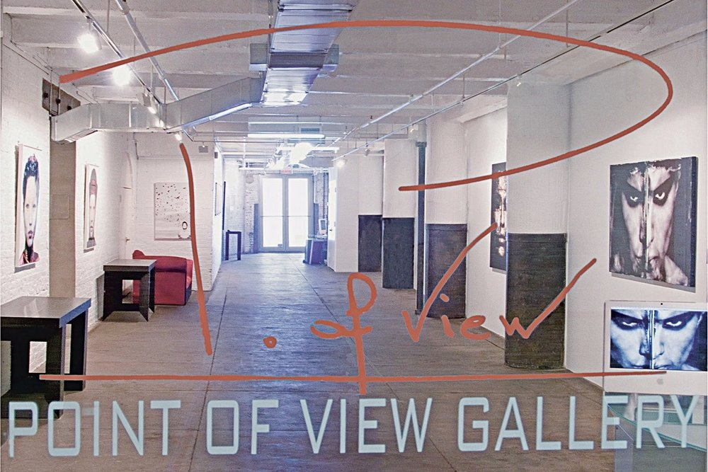 - Point of View Gallery, NYC