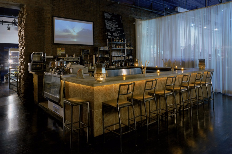 - Angelina's Lounge, NYC