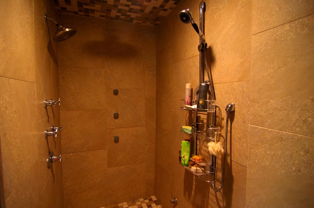Personal Sauna U0026 Walk In Shower