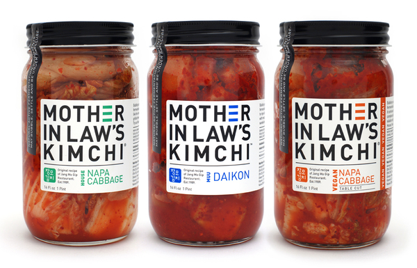 Mother-in-Law's Kimchi   Mother-in-Law's Kimchi grew out of a labor of love to share a delicious, artisanal kimchi.