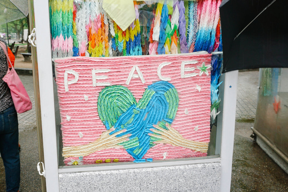 Children's Peace Monument , Hiroshima Peace Memorial Park