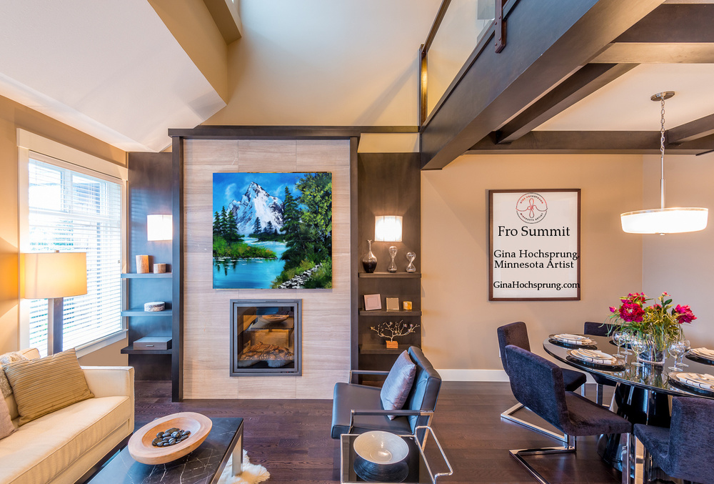 Fro Summit, 2015 by Gina Hochsprung -living dining fireplace.jpg