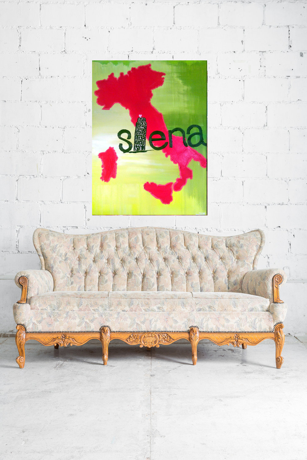 italian beaut vintage sofa white brick wall.jpg