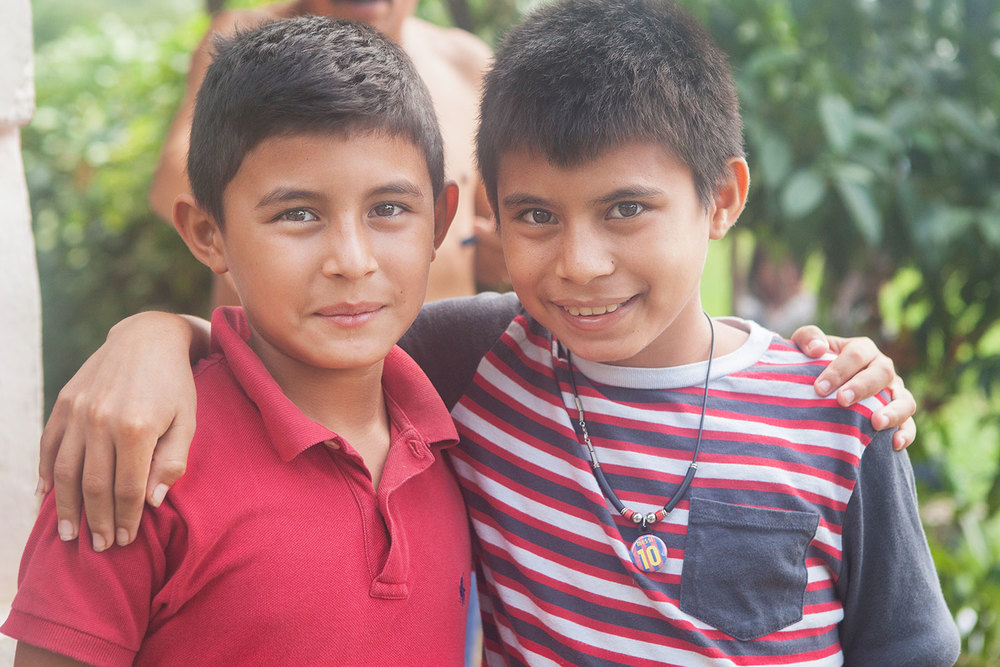 Jose and his brother