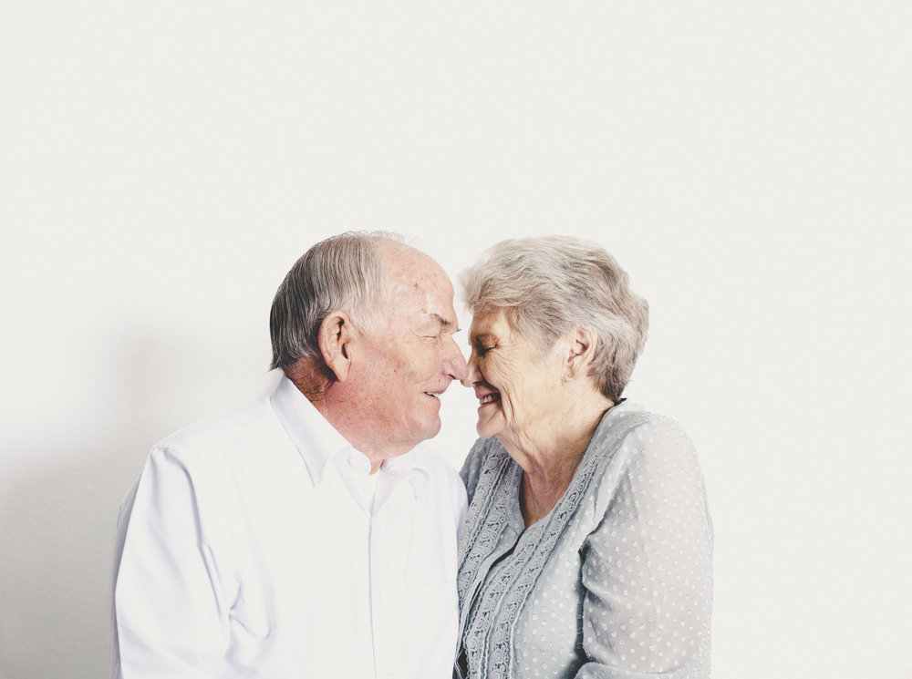 Bob + Betty | Grandparents