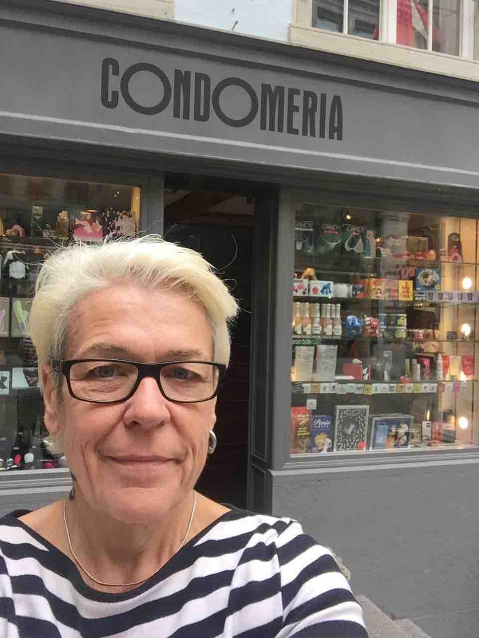 Selfie: Erika Knoll
