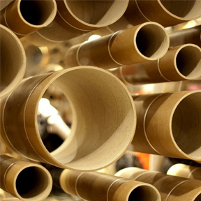 PAPER TUBE WALL