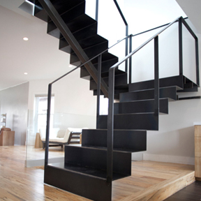 STEALTH STEEL STAIR