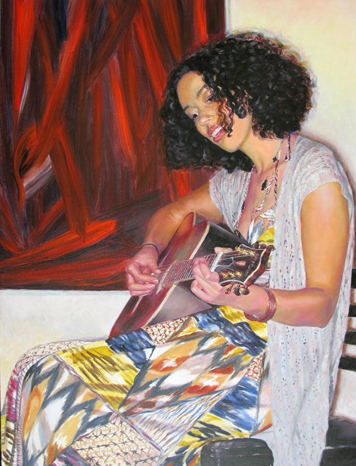 Svetlana Neal | Melody | Oil on Canvas