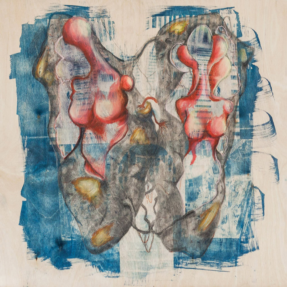 "SECOND PLACE - Isaac Cara (Benjamin Baccarani) | ""Lungs"" 