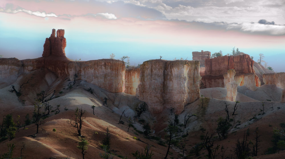 "HONORABLE MENTION - Ari Azhir | ""Bryce Canyon"" 