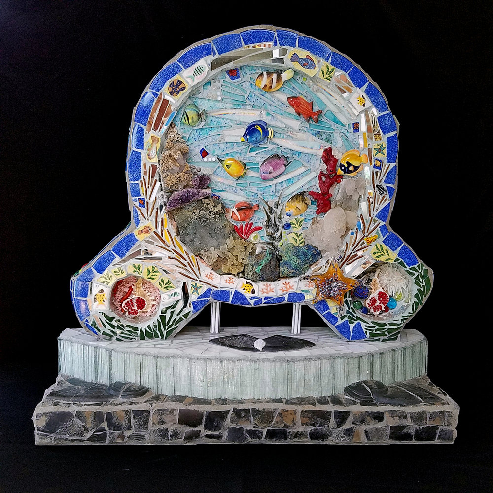 THIRD PLACE  - Xuan Ho | Under the Sea | Mosaic