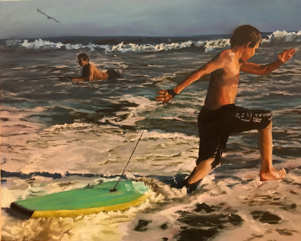 "FIRST PLACE  - Teresa Ryals | ""Surf's Up"" 