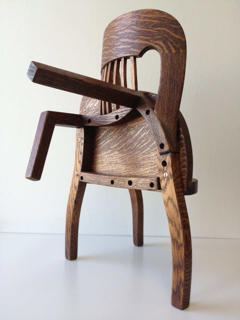 "SECOND PLACE  - Michael Kesselman | ""Chair 92"" 