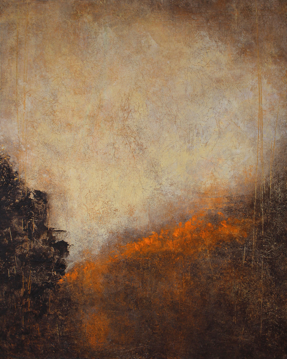 "HONORABLE MENTION  - Nikki Malandraki | ""Echoes"" 