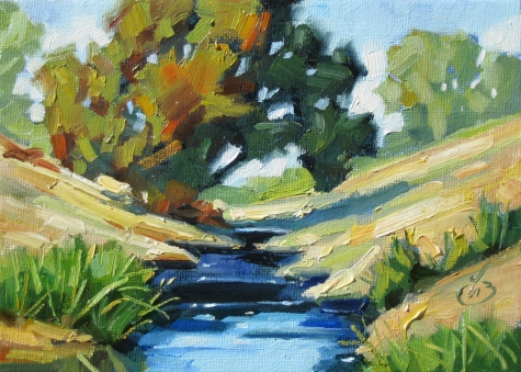 En Plein Air and landscape painting instruction in a variety of media including watercolor and oil, and often incorporate working outside to the process.