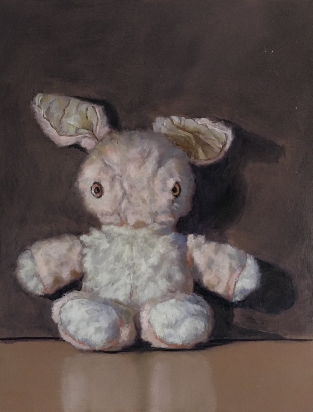 "THIRD PLACE  - Maura Carte | ""Nose-less Bunny"" 