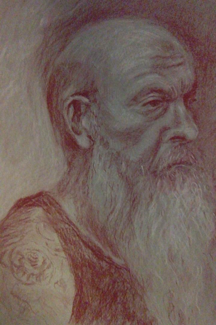 1st - Hazel Keelan - Love of Drawing