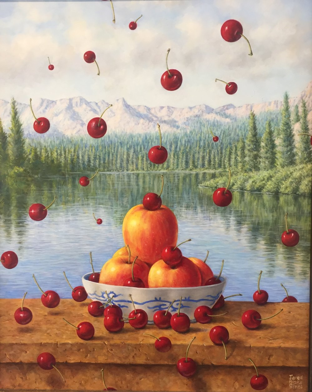 "Copy of 1st Place: Jared Sines, ""Raining Cherries"""