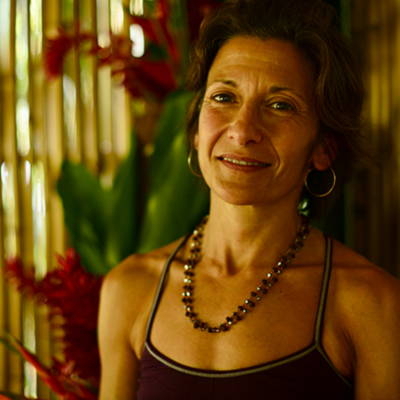 Julie Dohrman  : one of my favorite yoga asana and yoga philosophy teachers. I practice advanced asana at Julie at  Twisted Trunk Yoga  studio in Soho, NYC and also learn aspects of  Blue Throat  Tantra through her. Find out more about Julie  here .