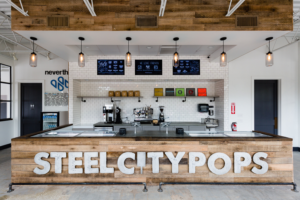 Steel City Pops Houston