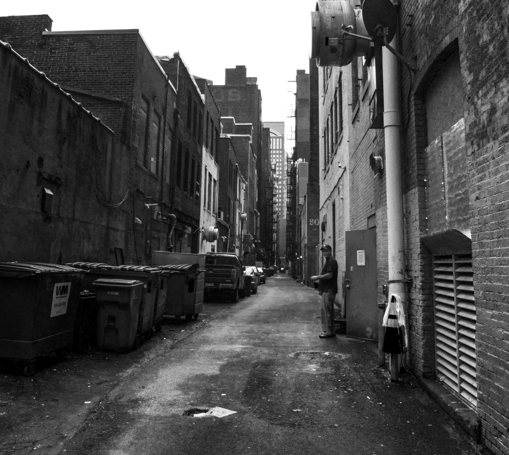 Unknown Alley, Downtown