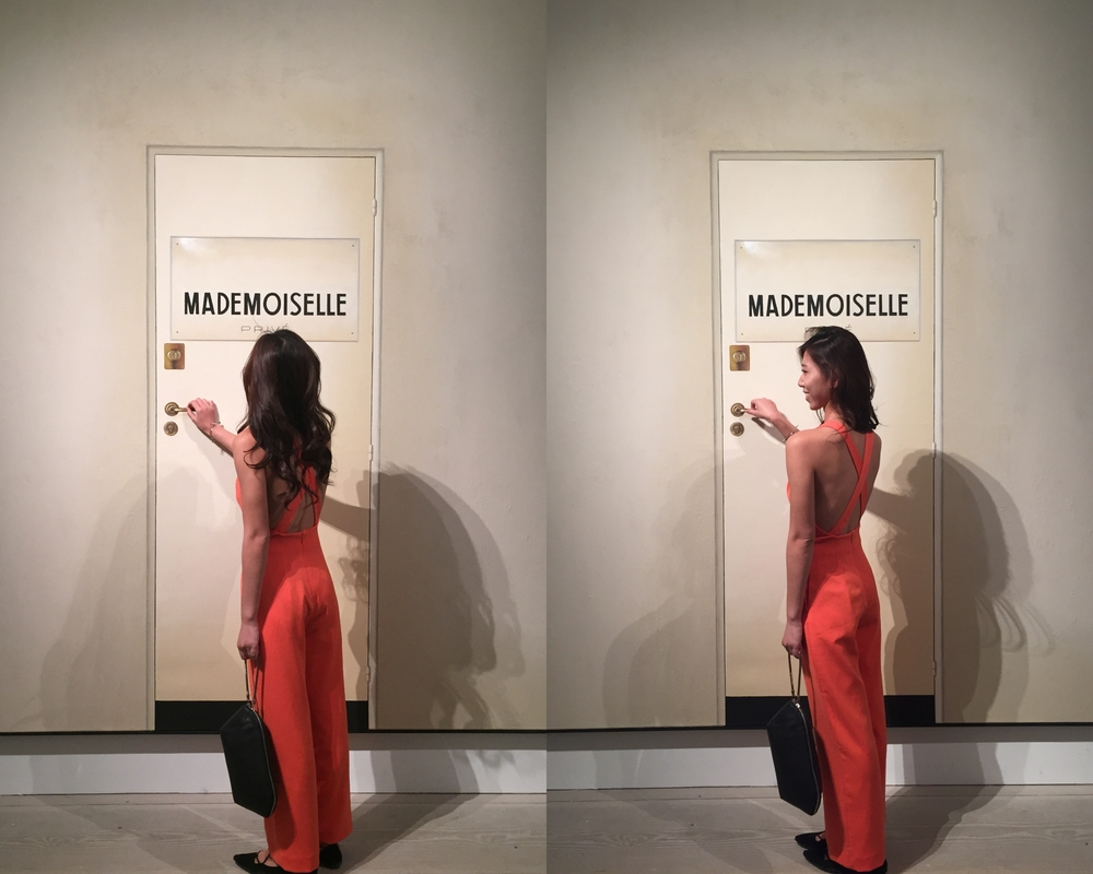 Chanel event: MadeMoisellePrive
