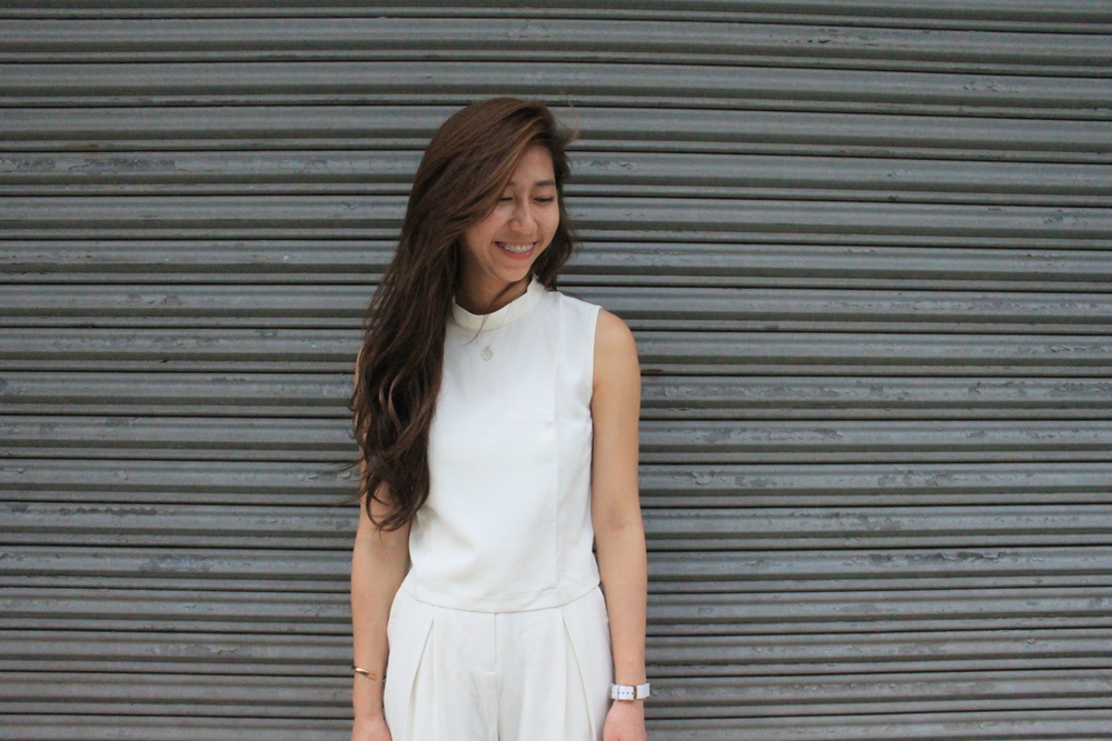 OOTD Disorder #7 - White on White   from  Fashion