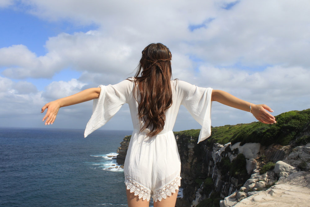 Child of Mothernature (Sydney) - Up the Cliff  from  Fashion ,  Travel