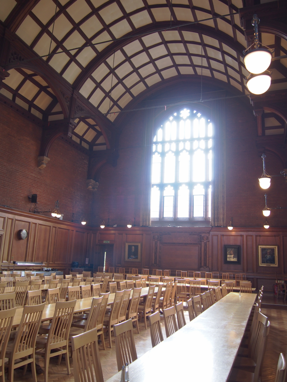Girton Dining Hall