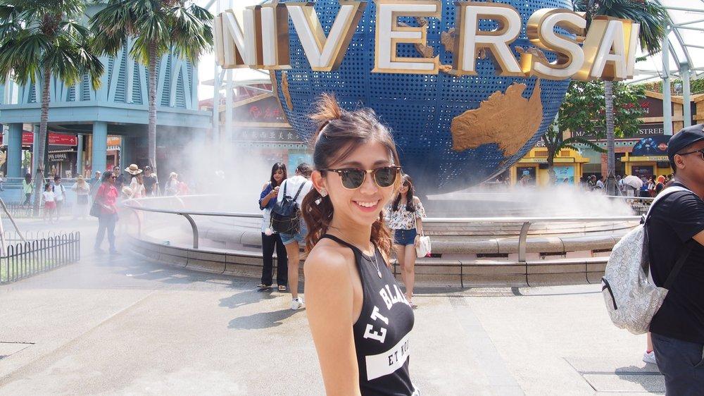 Universal Studio, Singapore, Aug2016
