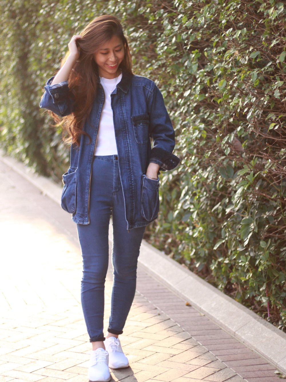 Denim in a Week: 1